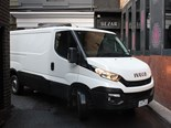 Iveco's smaller Daily model.