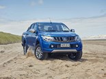 The 2017 Mitsubishi Triton.