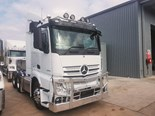 Star Power: Ex-demo Actros 2658 for sale