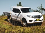 Nissan Navara RX: The other Navara