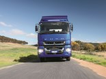 Daimler delivers finer Fuso