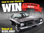 WIN a 1971 HQ Monaro GTS