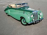 1950 Daimler Special Sports DB18: Reader ride
