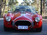 Home-built Cobra replicas: Reader resto