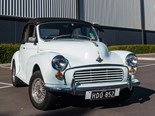 Michael O'Connor's 1960 Morris 1000