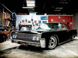 1962 Lincoln Continental: Reader Ride