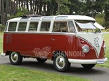 1960 Volkswagen Kombi 23-window Samba Bus