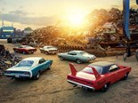 US Muscle Car Showdown