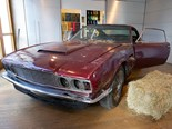 Barn find 1972 Aston Martin DBS up for auction