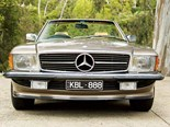 1986 Mercedes-Benz 560SL: Past Blast