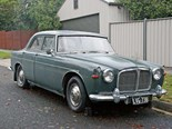 1966 Rover 3-litre Saloon: Reader Ride