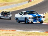 Holden Torana A9X and Ford Falcon XC Cobra