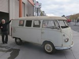 1961 VW Kombi: Our Shed