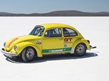Glenn Torrens' VW Beetle: Australian Speed Week 2015