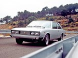 Fiat 130 Coupe: Smart Classics