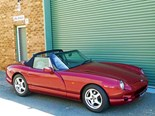 1999 TVR Chimaera: Reader Ride