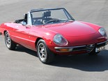 1975 Alfa Romeo Spider review