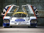 Rothmans 1982 Porsche 956 Le Mans winner for sale