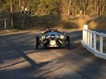 Morgan 3-Wheeler adventure: Day 3