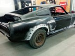 Muscle Car Factory: Eleanor build no.2