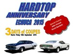 Events: Ford Hardtop Anniversary Echuca 2015