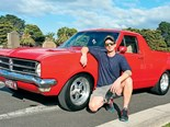 Mark Williams' 1969 Holden HK Belmont Ute