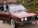 1975 BMW 528 E12: Reader Ride