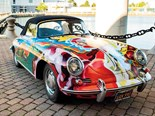 Janis Joplin's Porsche 356C For Sale