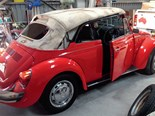 VW Beetle Karmann: Our Shed