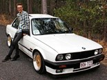 Thomas Kirke and his 1989 BMW 318i Series 2