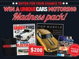 Unique Cars Motoring Madness Pack