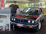 1984 BMW E30 325IS Race Car: Reader Ride