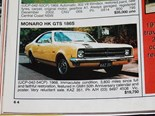 HK Monaro GTS: Ones That Got Away 04/02