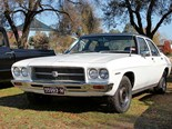 1974 HQ Holden: Reader Ride
