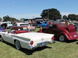 T-Birds Dominate All-American Car Show