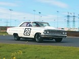 1964 Holman Moody Ford Galaxie Racer Review