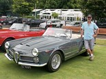 1960 Alfa Romeo Touring Spider: Reader Ride