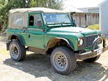 1965 Land Rover SII: Reader Ride