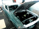 Muscle Car Factory: Eleanor Build no.4