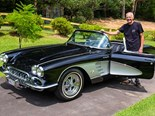 1958 Chevrolet Corvette C1: Reader Resto