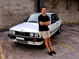 Dexter Johnson's BMW E30 318i