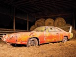 Barn Find Dodge Charger Daytona