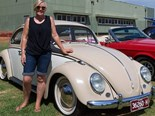 1966 VW Beetle: Reader Ride
