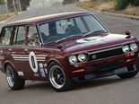 1971 Datsun 1600 Wagon 510-Series: Reader Resto