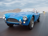 Shelby Cobra number 1 for auction