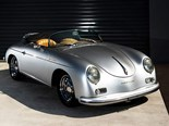 1958 Porsche 356A Speedster Replica: Past Blast
