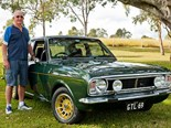 1969 Ford Cortina GTL: Reader Ride
