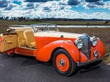 1939 V12 Lagonda Rapide Drophead Review