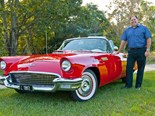 1957 Ford Thunderbird: Reader Ride