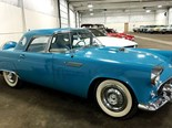Ford Thunderbird barn finds sold at auction